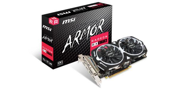 видеокарта msi rx 480