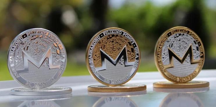отчеканенные монеты xrp