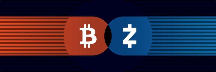 zcash против bitcoin