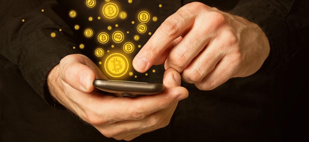 добываем крипту с помощью телефона