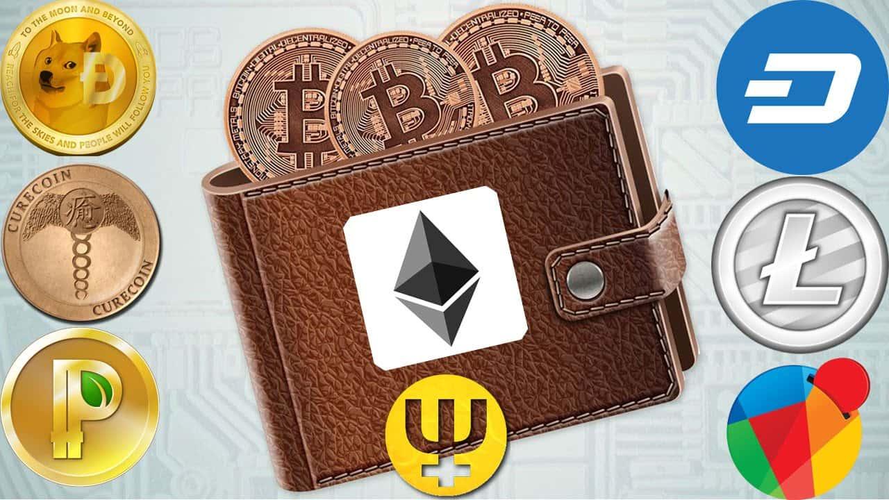 кошелек для хранения крипты