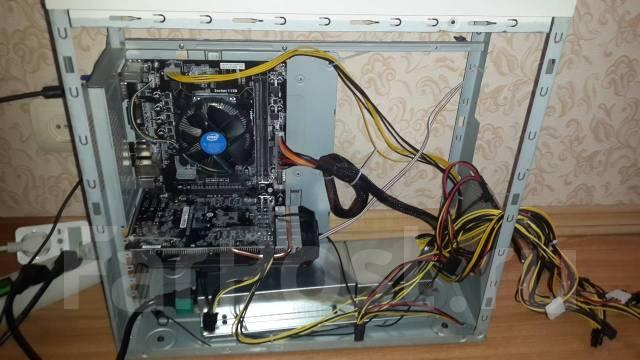 домашний помпьютер по майнингу